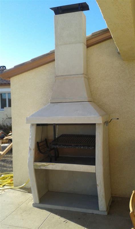 grille pour cheminee barbecue 3 prolongations de cheminee pour barbecue fixe exterieur