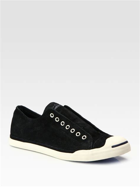 purcell slip on sneakers converse purcell burnished suede slip on sneakers in