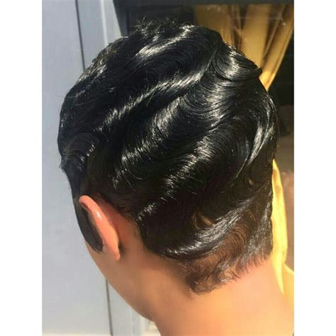 rods and finger wave hair styles finger waves hair cuts pinterest butter fingers and