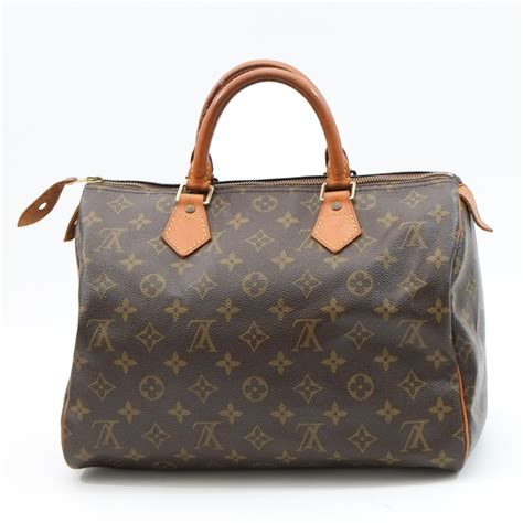 Are Louis Vuitton Bags Handmade - louis vuitton monogram canvas speedy 30 bag lvjs685 bags