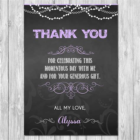 thank you card template graduation money grey color graduation thank you card wording best
