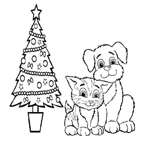 pet cat coloring pages coloring pages cats and dogs color dogs and cats cute cat