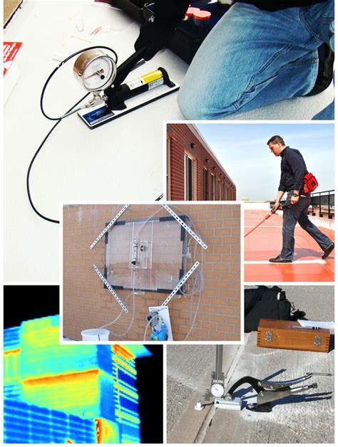 analyzing heat transfer through a roof btc services specialized diagnostic testing