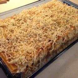 Toner Lasona seafood lasagna i printer friendly allrecipes