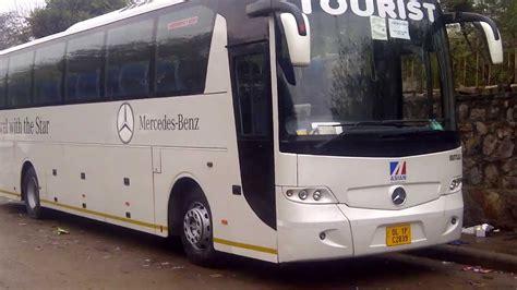 indo canadian volvo service mercedes coaches hire delhi india