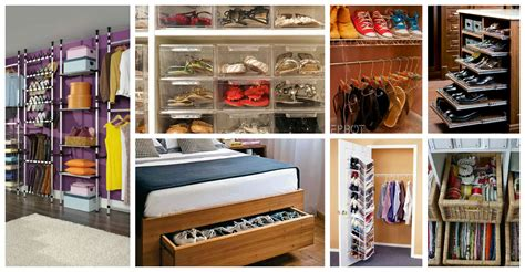 Expand Closet Space by 20 Clever Ideas To Expand Your Closet Space