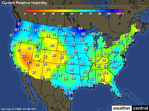 america humidity map climate friendly flooring humidity and different floor