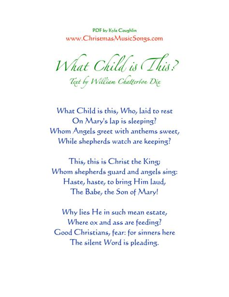 printable lyrics christmas song lyrics christmas songs rachael edwards