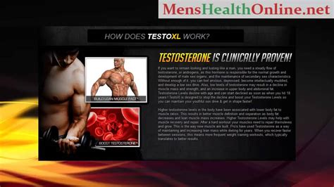 testo the best testo xl review the best testosterone booster
