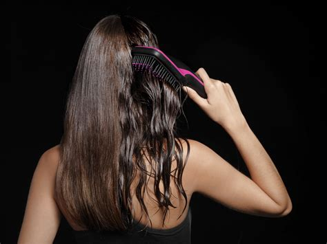 hair styler dryer with cool setting on hair solve these top 5 summer hair problems with these simple hacks