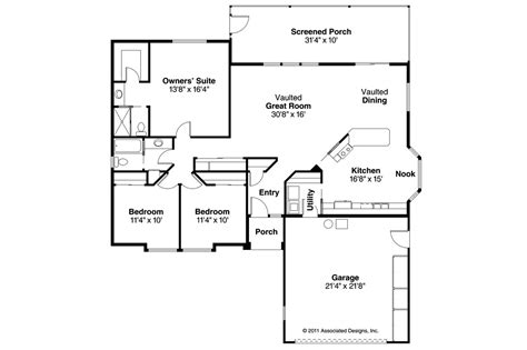 Mediterranean House Plans Camille 11 031 Associated Mediterranean House Plans Without Garage
