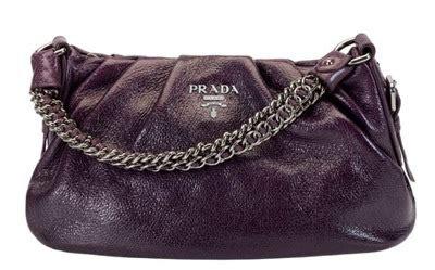 Fab Site Steals Deals On Ivillage by 14 Prada Shaded Deer Leather Bag Prada Handbags 16