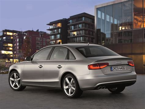 2012 Audi A4 Sedan by 2012 Audi A4 Sedan B8 Pictures Information And Specs