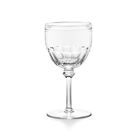 ralph lauren barware dagny white wine glass barware stemware tabletop accents products ralph