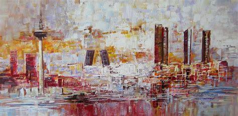 imagenes urbanas abstractas ciudades jose luis gata comprar cuadro