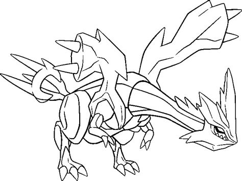 pokemon coloring pages kyurem coloring pages pokemon kyurem drawings pokemon