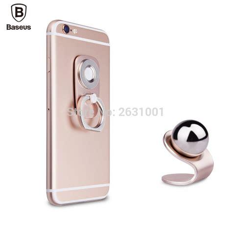 Sale Finger Grip Stand Phone Magnetic Function Hp 07 aliexpress buy baseus car phone holder finger ring