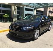 2016 Ford Taurus Limited Review