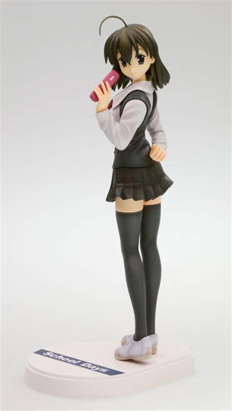 figure uk school days saionji sekai 1 8 pvc figure uk anime