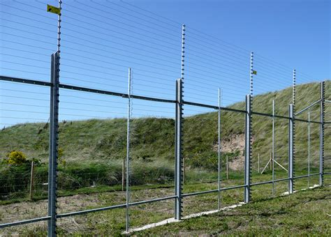 electric fences electric security fence new system installation