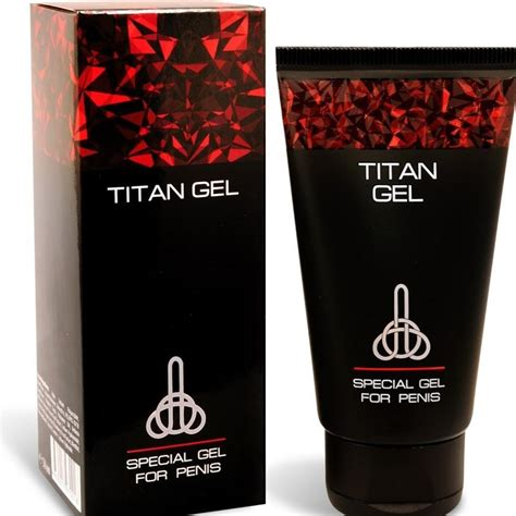 titan gel intimate lubricant for men rigid reliable