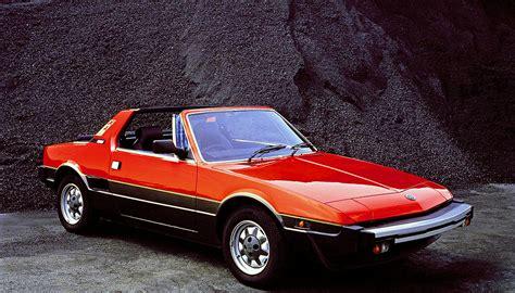 1972 1987 fiat x1 9 the end of an era autopolis