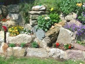 Steingarten Hang Anlegen Steingarten Anlegen Welche Pflanzenarten Sind Am Besten