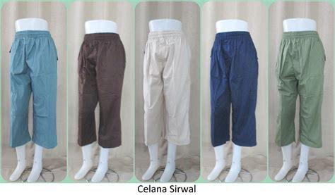 Sirwal Tactical Celana Sirwal Pria Celana Muslim Moderen grosir celana sirwal pria modern termurah cikarang 35ribu