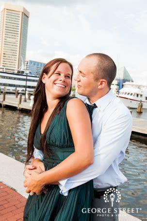 scenic baltimore engagement session   wedding inspiration
