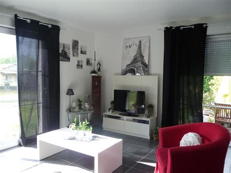 Délicieux Idee Deco Salon Noir Blanc Gris #7: Salon-Gris-Noir-Idees-201305291015055l.jpg