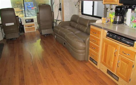 RV Flooring & Finishes   Dave & LJ's RV Furniture & Interiors