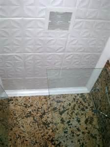 bathroom ceiling tiles don t forget the bathroom ceiling tiles make a difference