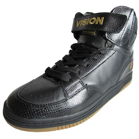 Mc Shoes by Vision Wear Mens Mc 14000 Leather Shoe Ebay