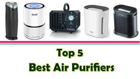 top 5 best air purifiers 2017 best air purifiers for smoke