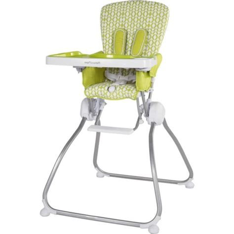 mamas papas flip folding baby highchair no