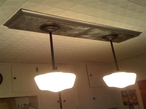 kitchen lighting fixture ideas replace fluorescent light fixture replace fluorescent