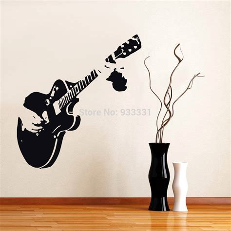 Guitar Wall Murals compare prices on guitar wall murals online shopping buy