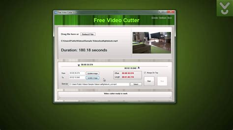 download youtube cut free video cutter cut videos according to your needs