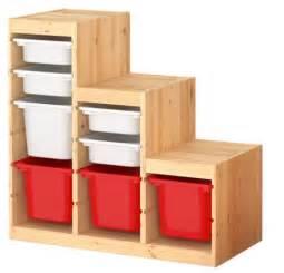 cube de rangement enfant my ikea hack work bench made from ikea trofast storage