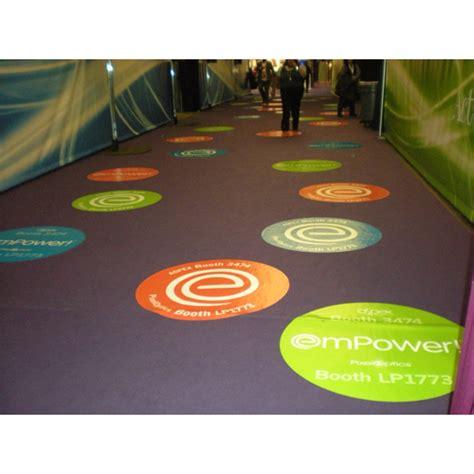 printing vinyl graphics at home trade show floor vinyl atlanta ga printing for indoor use