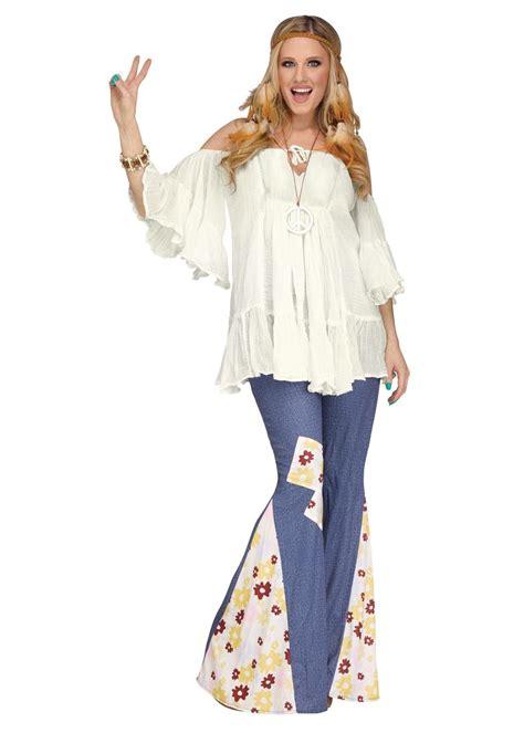 hippie gauze top women blouse hippie costumes