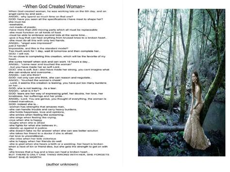 Power Of A Woman Poem