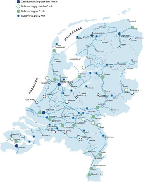 scheepvaart in nederland bureau voorlichting binnenvaart vaarwegen