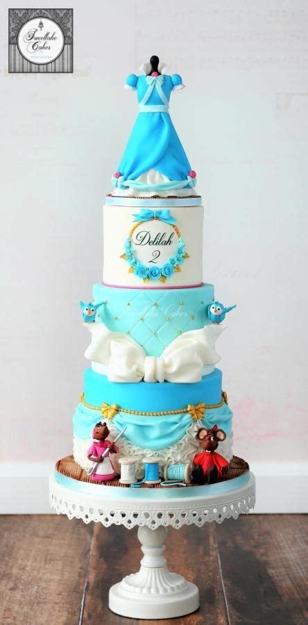 amazing disney princess cakes