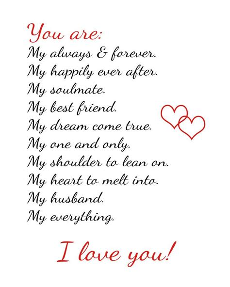 thankful letter to my husband 25 best my husband quotes on my