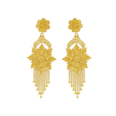 Chandelier Earrings India Price Of Gold Kg 2017 2018 2019 Ford Price Release