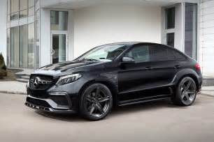 Mercedes Gle Coup Topcar S Inferno Is A Mercedes Gle Coupe On Steroids