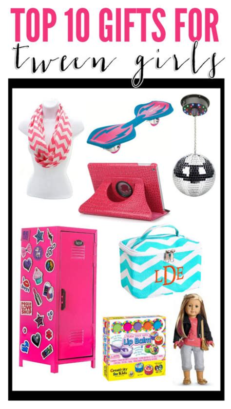 10 Gifts For by Top 10 Gifts For Tween Ebay