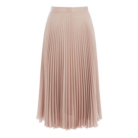 foil pleated skirt warehouse