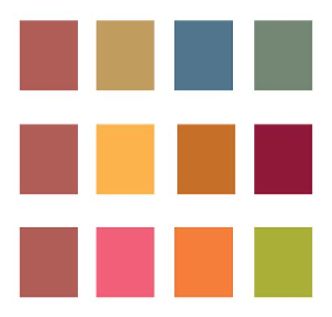 color pairs pantone color of the year marsala optima group inc